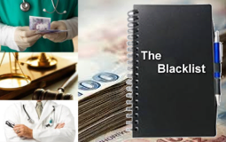 Blackist of Doctors and Lawyers